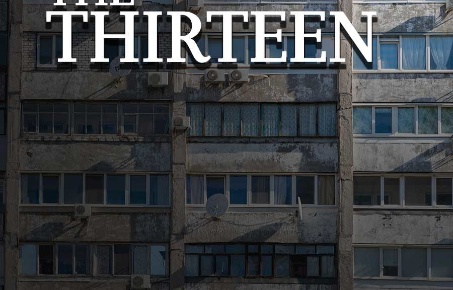Cover to The Thirteen